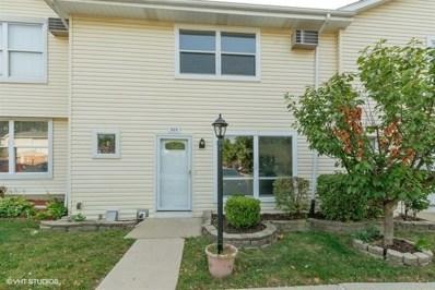 323 Driftwood Lane, Aurora, IL 60504 - MLS#: 10054579