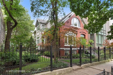 1854 N Leavitt Street, Chicago, IL 60647 - #: 10054582