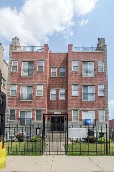 4439 S Calumet Avenue UNIT 2S, Chicago, IL 60653 - #: 10054675