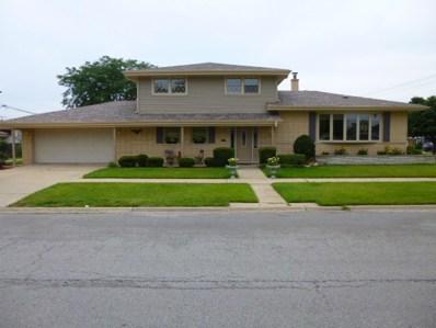4601 W 105th Street, Oak Lawn, IL 60453 - MLS#: 10054702