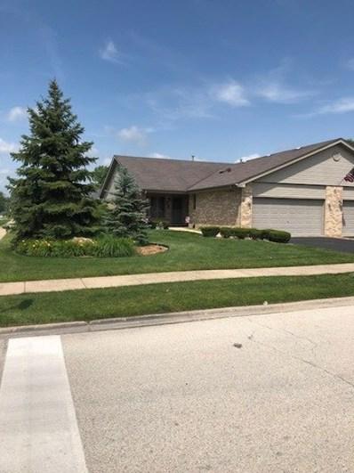 14156 Kedvale Avenue UNIT 5, Crestwood, IL 60418 - MLS#: 10054785