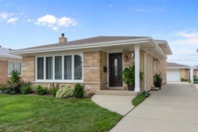 8340 W Sunnyside Avenue, Norridge, IL 60706 - MLS#: 10054807