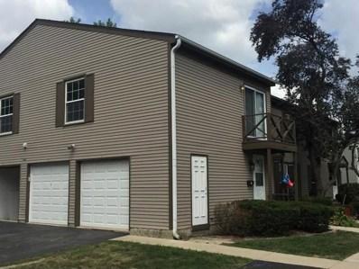 1669 Monticello Court UNIT A, Wheaton, IL 60189 - MLS#: 10054879