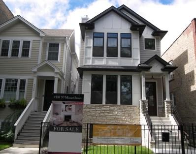 4138 N Mozart Street, Chicago, IL 60618 - #: 10055043
