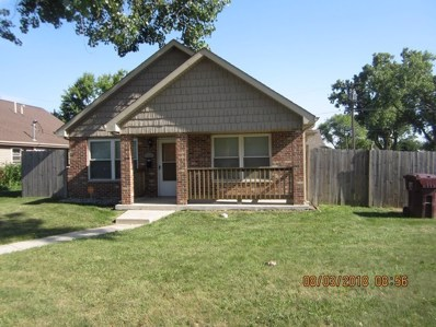 227 E 16th Street, Chicago Heights, IL 60411 - MLS#: 10055200