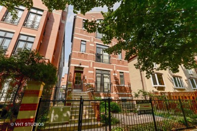 2854 N Burling Street UNIT G, Chicago, IL 60657 - MLS#: 10055207