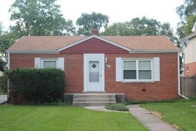 485 W Alexander Boulevard, Elmhurst, IL 60126 - #: 10055284