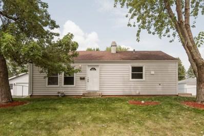 106 Madera Circle, Carpentersville, IL 60110 - #: 10055311