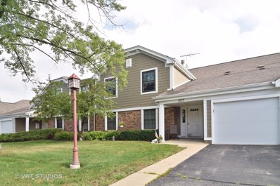 307 Wildberry Court UNIT D1, Schaumburg, IL 60193 - #: 10055319