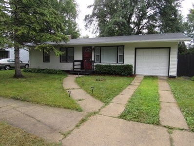 3363 Magnolia Drive, Markham, IL 60428 - MLS#: 10055627