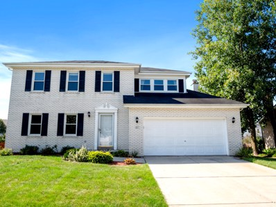 1821 Eaton Drive, Woodridge, IL 60517 - MLS#: 10055696