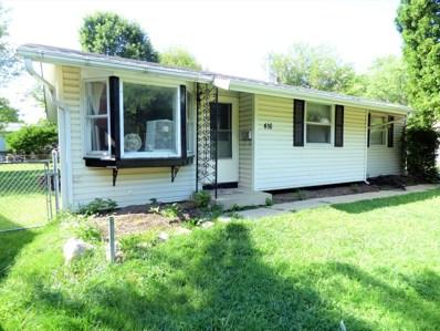 416 Amarillo Court, Carpentersville, IL 60110 - #: 10055878