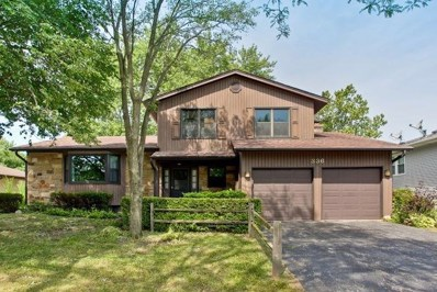 336 Horatio Boulevard, Buffalo Grove, IL 60089 - #: 10056056