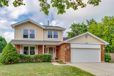 822 Galleon Lane, Elk Grove Village, IL 60007 - MLS#: 10056145