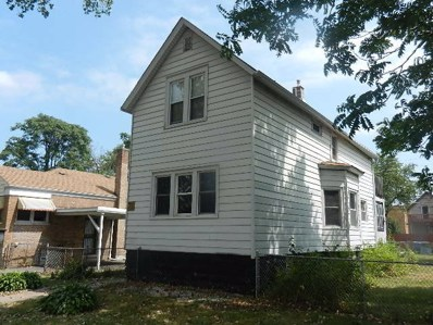 10121 S Wallace Street, Chicago, IL 60628 - MLS#: 10056266
