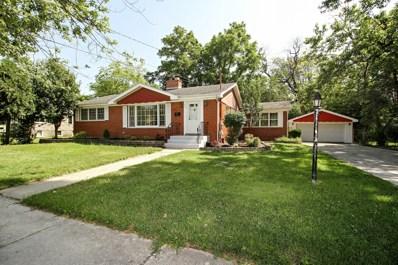 307 S Hunter Street, Thornton, IL 60476 - MLS#: 10056288