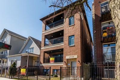 1710 N Albany Avenue UNIT 2, Chicago, IL 60647 - MLS#: 10056308