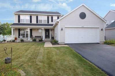1467 Foxmoor Lane, Elgin, IL 60123 - MLS#: 10056356
