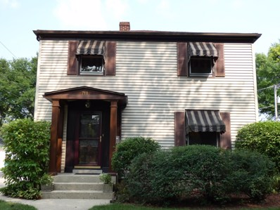 718 Cowles Avenue, Joliet, IL 60435 - #: 10056441