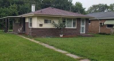 16205 Damen Avenue, Markham, IL 60428 - MLS#: 10056478