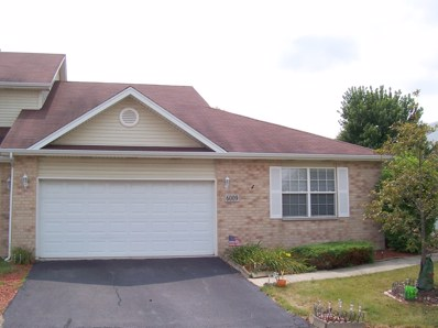 6009 W Carter Court, Monee, IL 60449 - #: 10056509