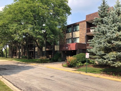 470 Raintree Court UNIT 1E, Glen Ellyn, IL 60137 - MLS#: 10056919