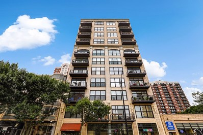 1516 S Wabash Avenue UNIT 1105, Chicago, IL 60605 - MLS#: 10057242