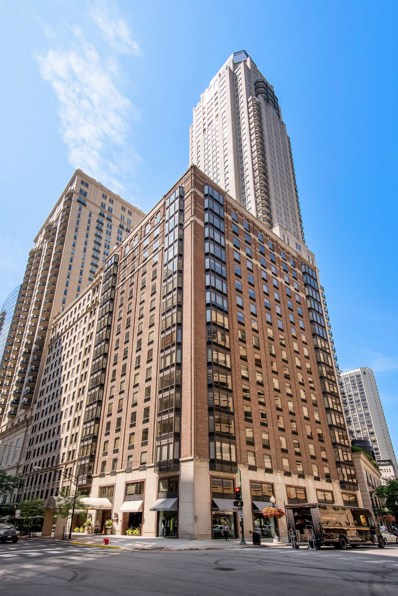 40 E Delaware Place UNIT 1502, Chicago, IL 60611 - MLS#: 10057278