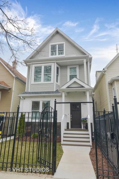 1746 N Sawyer Avenue, Chicago, IL 60647 - MLS#: 10057335