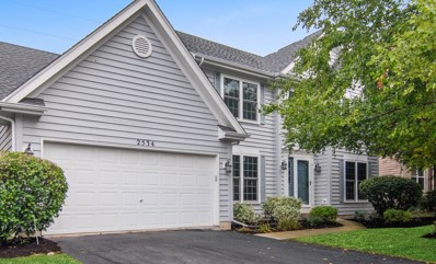 2534 Brookstone Court, Aurora, IL 60502 - MLS#: 10057391