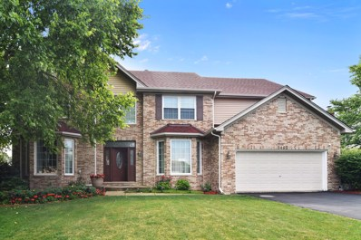5465 Fox Path Lane, Hoffman Estates, IL 60192 - #: 10057397