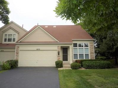 4630 Jade Lane, Hoffman Estates, IL 60192 - #: 10057404