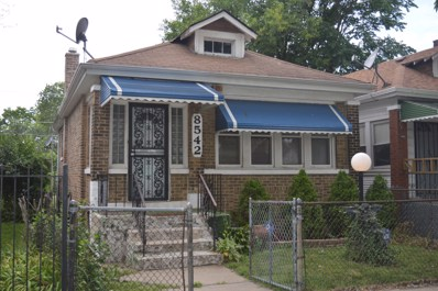 8542 S Wallace Street, Chicago, IL 60620 - MLS#: 10057465