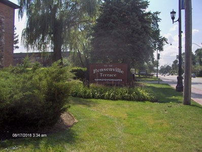 926 W Irving Park Road UNIT 107, Bensenville, IL 60106 - #: 10057740