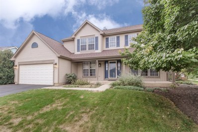 654 Heather Lane, Bartlett, IL 60103 - MLS#: 10057765