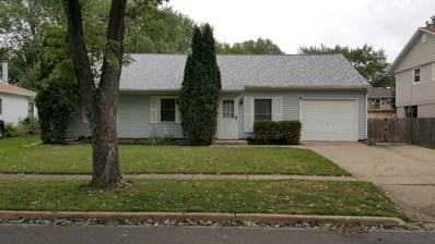 1607 Alexander Avenue, Streamwood, IL 60107 - MLS#: 10057910