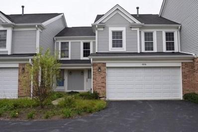 4836 Prestwick Place, Hoffman Estates, IL 60010 - MLS#: 10058007