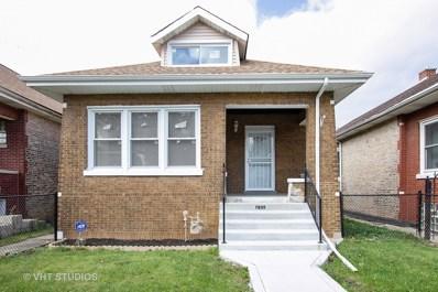 7832 S Ada Street, Chicago, IL 60620 - MLS#: 10058595