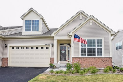 1109 Woodridge Drive, Sugar Grove, IL 60554 - MLS#: 10058866