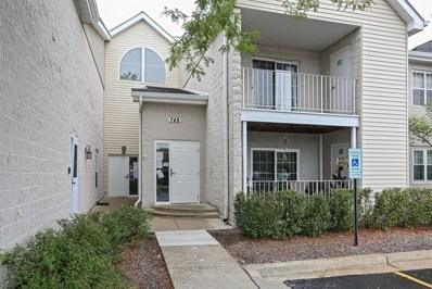 748 N Gary Avenue UNIT 5-205, Carol Stream, IL 60188 - MLS#: 10059124