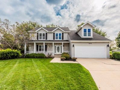 638 E Independence Court, Arlington Heights, IL 60005 - MLS#: 10059222