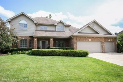1038 Coyote Trail, New Lenox, IL 60451 - MLS#: 10059235