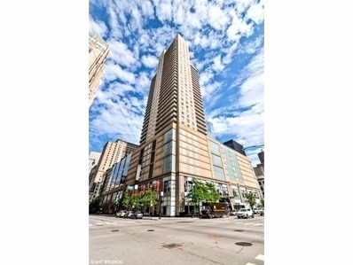 545 N Dearborn Street UNIT 3502, Chicago, IL 60654 - #: 10059281