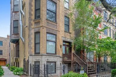 2216 N SEDGWICK Street UNIT 1, Chicago, IL 60614 - MLS#: 10059417
