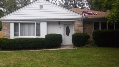 112 Marquette Street, Park Forest, IL 60466 - #: 10059588