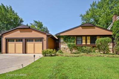 521 Castlewood Lane, Buffalo Grove, IL 60089 - MLS#: 10059823