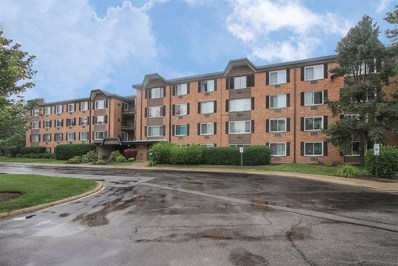 1206 S New Wilke Road UNIT 406, Arlington Heights, IL 60005 - MLS#: 10059858