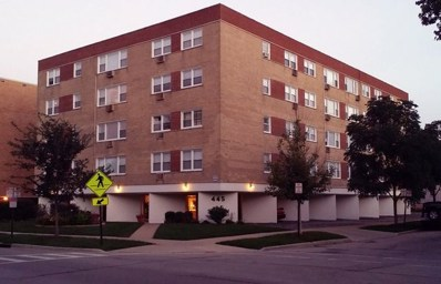 445 Sherman Avenue UNIT 504, Evanston, IL 60202 - #: 10060020