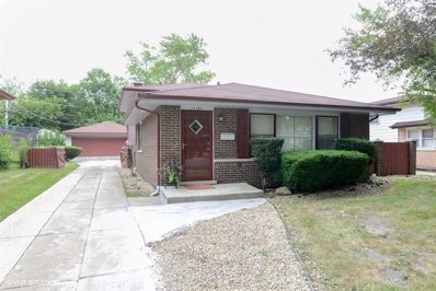15109 Beachview Terrace, Dolton, IL 60419 - MLS#: 10060055