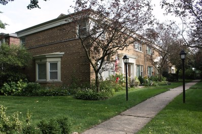 208 South Boulevard UNIT F, Evanston, IL 60202 - #: 10060078